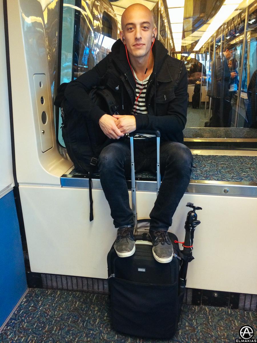 Adam Elmakias airpoort gear pack