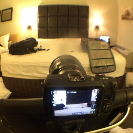Adam Elmakias sketchy filming locations