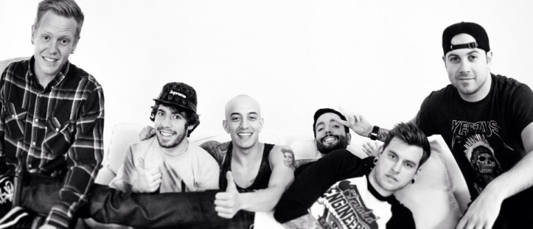 Adam Elmakias and A Day To Remember