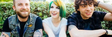 Paramore photo shoot