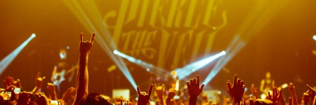 Photos of Pierce The Veil from The World Tour