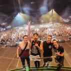 All Time Low UK Arena Tour Photos