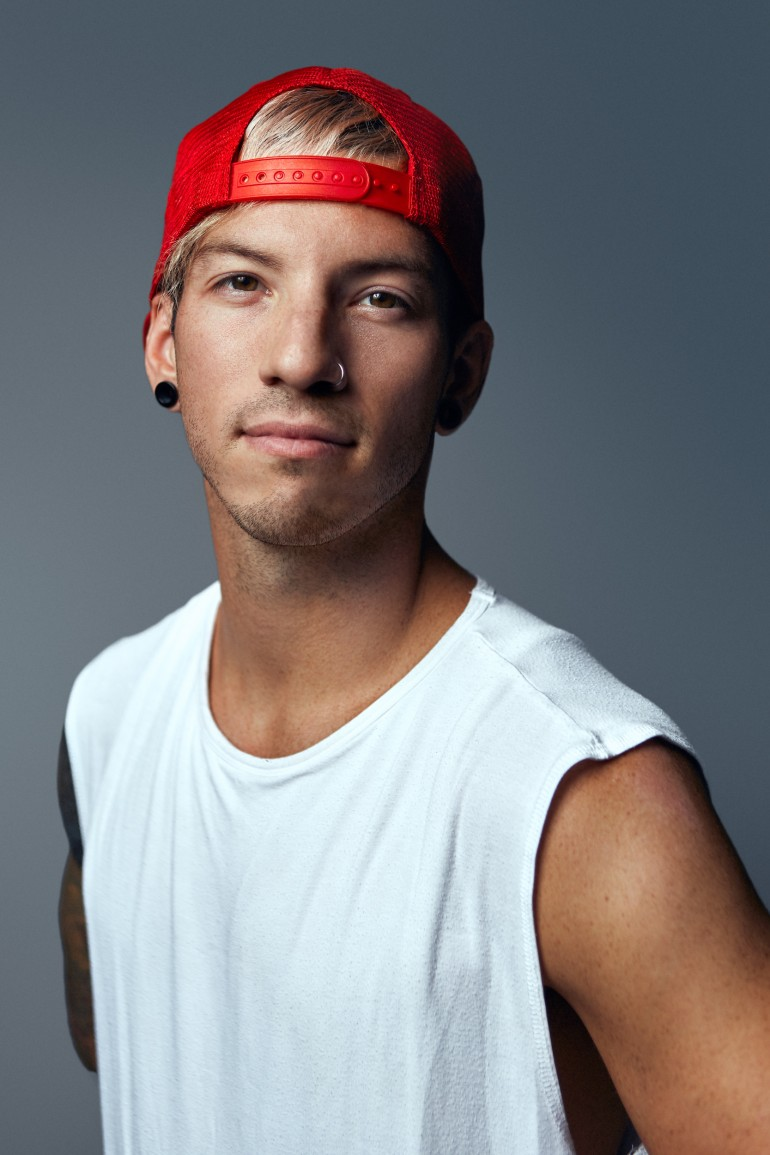 Photographing Twenty One Pilots For Rock Sound Magazine