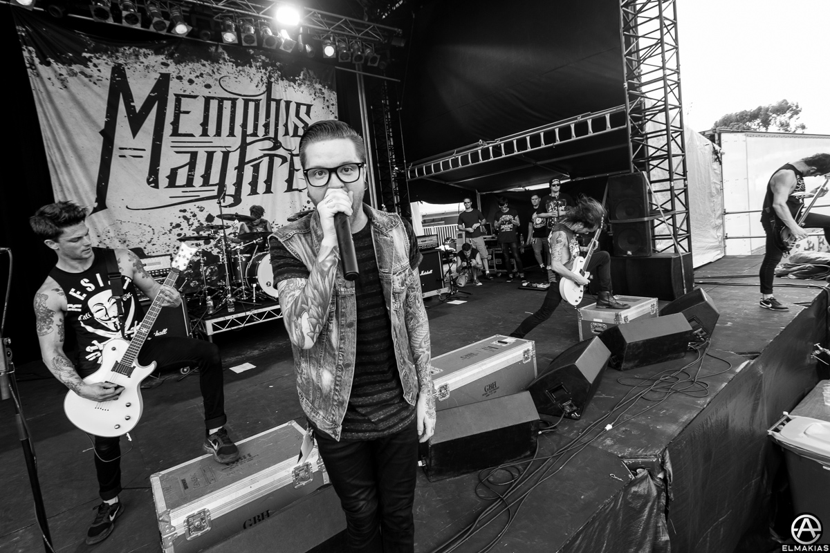 Memphis May Fire - Soundwave Festival 2013