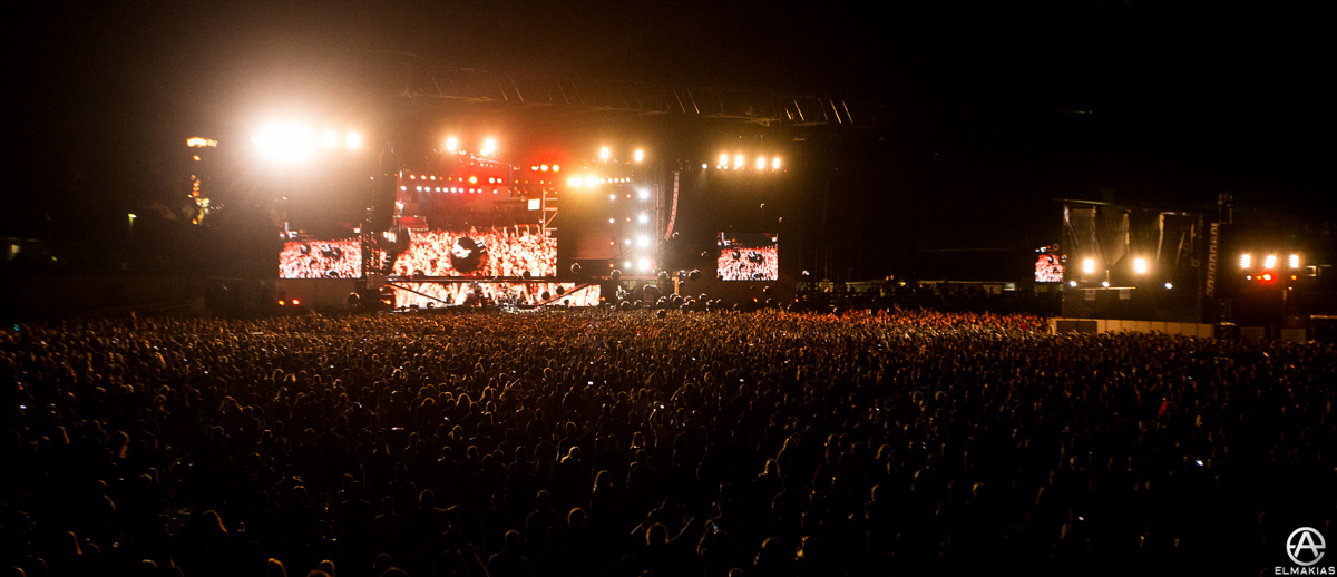 Metallica Crowd