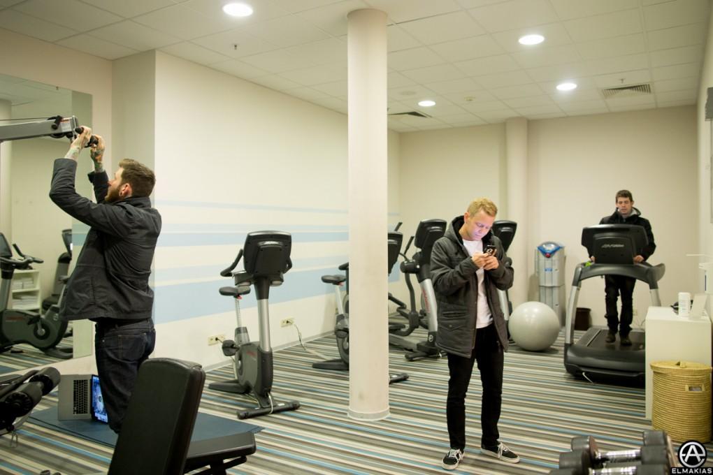1:00am Gym
